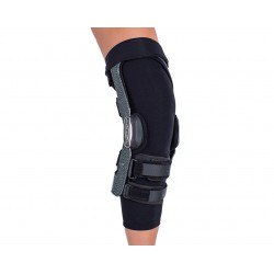 Rękaw DONJOY pod ortezę Suspension Sleeve/Black Lycra