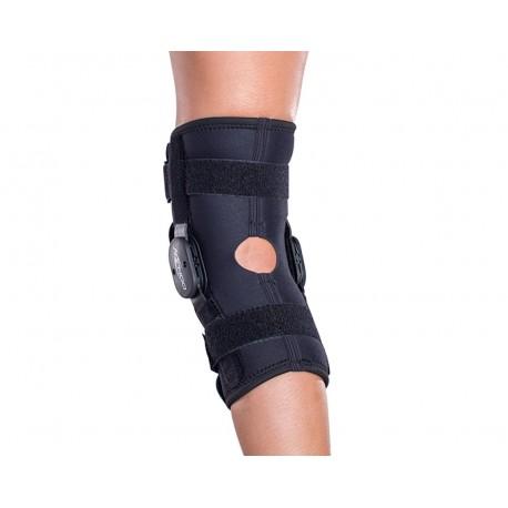 Deluxe hinged knee